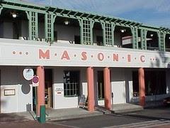 Art deco buildings masonic hotel napier for Deco hotel napier