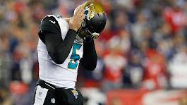 AFC championship: Three reasons the Jaguars lost to the Patriots | NFL | Sporting News