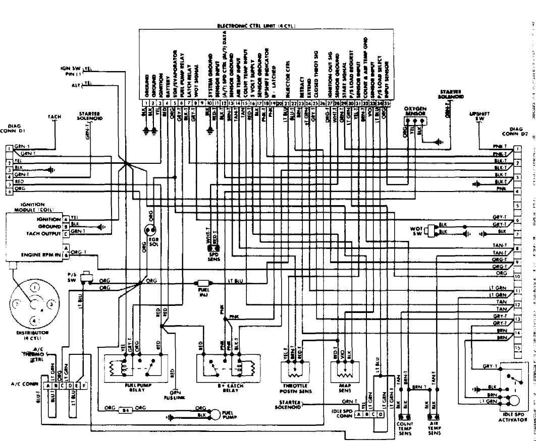 93 Jeep Wrangler Wiring Diagram