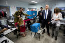 Netanyahu, challenger: 2 front-runners in Israel elections