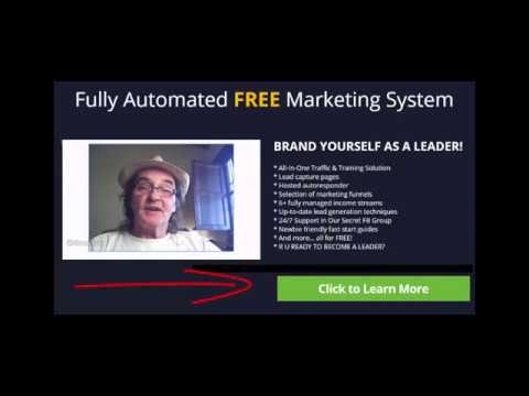 Fully Automated Free Marketing System for YOUR Business from Ed Kirwan