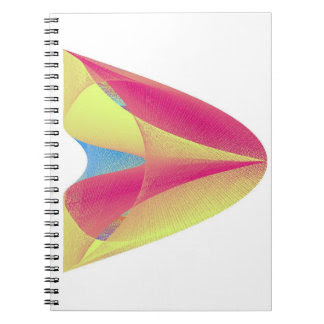 Rainbow Cusp Notebook