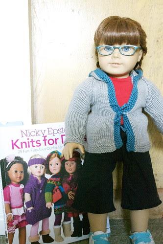 knitting for dolls!