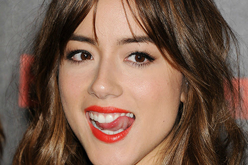 Chloe Bennet Tongue - Superficial Gallery