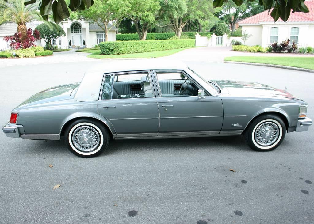 1977 Cadillac Seville Original for sale #1827800 ...