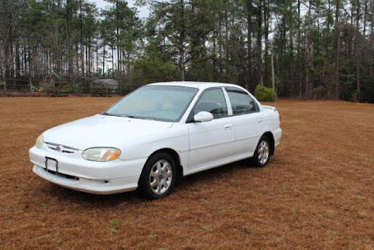 Used 2000 Kia Sephia for Sale in Aiken SC 29803 Mathis Auto Sales