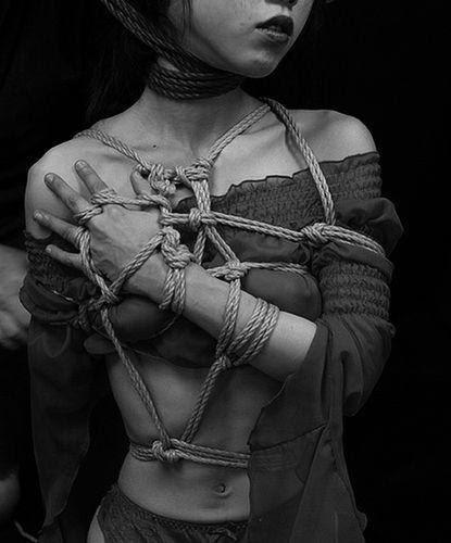 El arte japonés de la atadura erótica