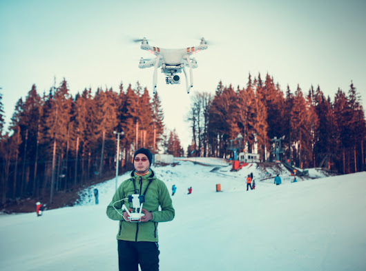 How Drones Improve Business Efficiency | American Heritage