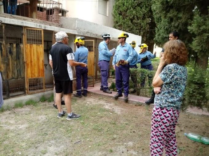 Sacaron los medidores de gas de todo un barrio y 120 familias se quedaron sin servicio