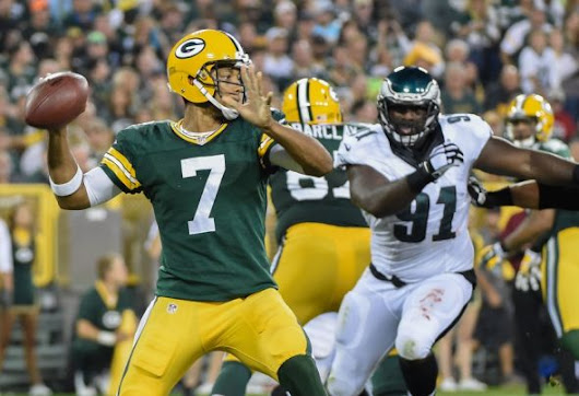 Green Bay Packers: Brett Hundley Has Risen to the Next Level