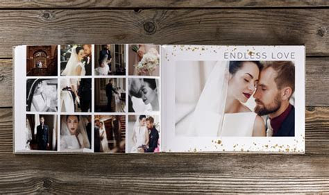 Wedding Photo books   Canvas Factory