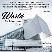 Happy World Architecture Day Messages, Quotes, Status & Slogans