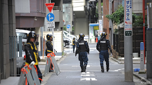 As crime dries up, Japan's police hunt for things to do