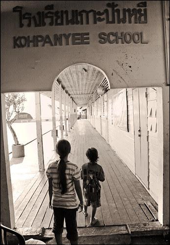 Koh Panyee School