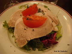 porc salade @ ル・ヌー・パピヨン