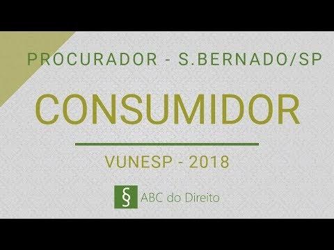 Resolução de questão - CDC - Elementos da relação de consumo - Concurso de Procurador