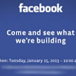 Is Facebook about to launch a phone? Firm sends out mysterious invites to 'Come and see what we're building'