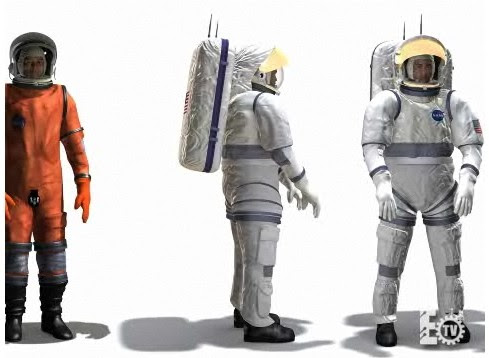 The Constellation Space Suit System