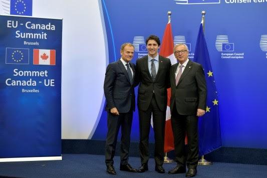 Κυριακάτικα υπεγράφει η συμφωνία – θάνατος του εμποράκου – CETA…