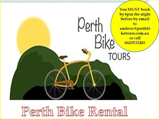 Bike Rental Service Australia‎ And Enjoy Beautiful City