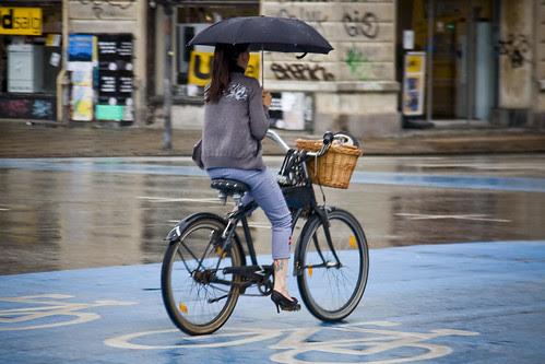 Rainy Day Elegance