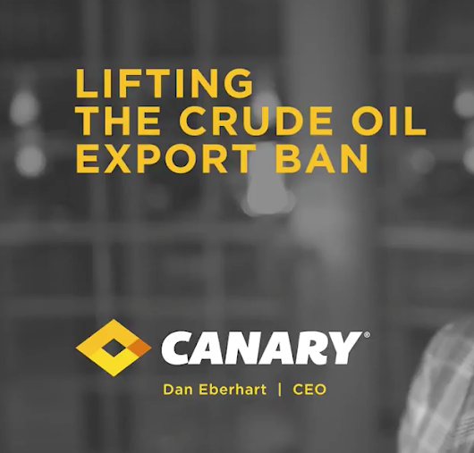 A New Era in American Energy is Here! - Canary, LLC