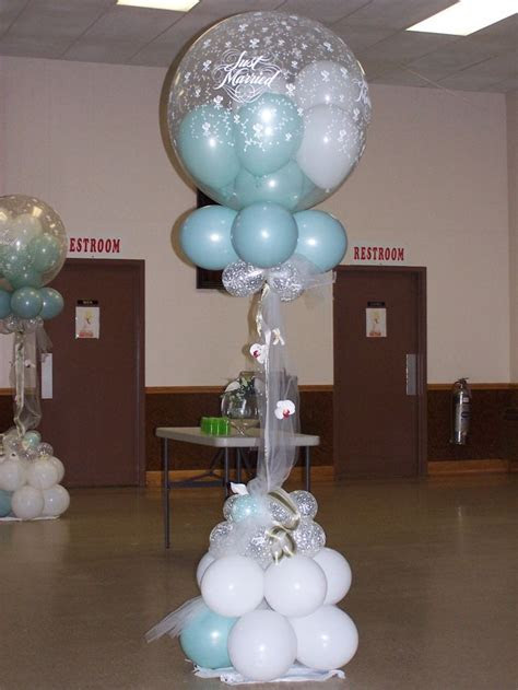 733 best images about BALLOONS FOR WEDDING on Pinterest
