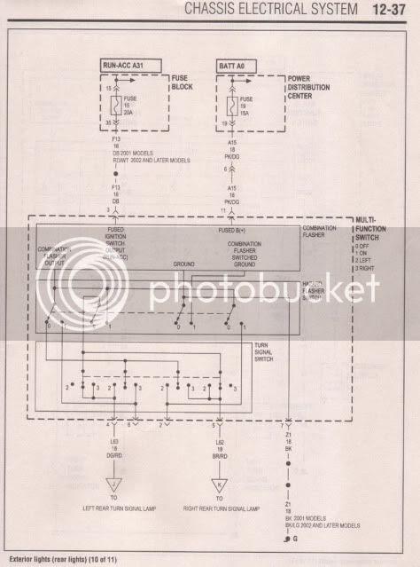 2002 Pt Cruiser Wiring Diagram