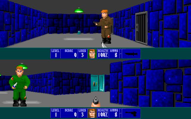 Splitwolf Mod For Wolfenstein 3d Mod Db