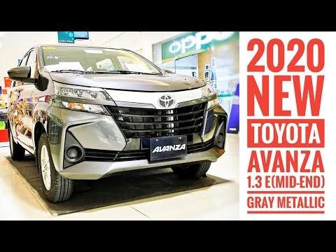 VIDEO: 2020 New Toyota AVANZA 1.3 E(MID-END) Gray Metallic - Walk Around Video   Video by Marvin Masongsong