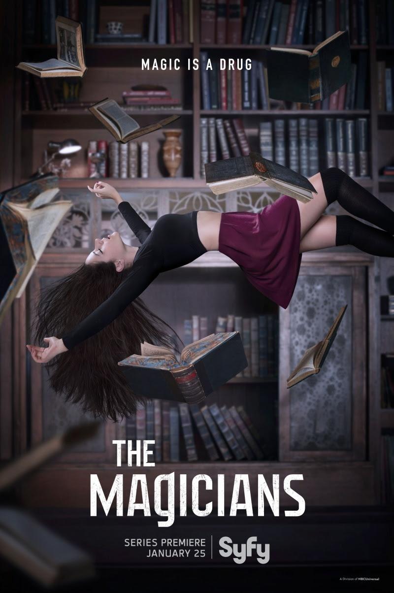 Resultado de imagem para the magicians serie