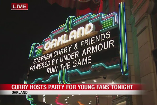 cf2b8ec20f18 Fans ready to party with Steph Curry in Oakland