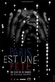 background picture for movie Paris est une fête