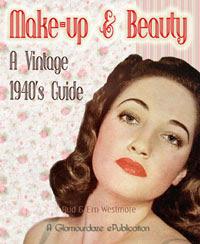 1940's make-up guides