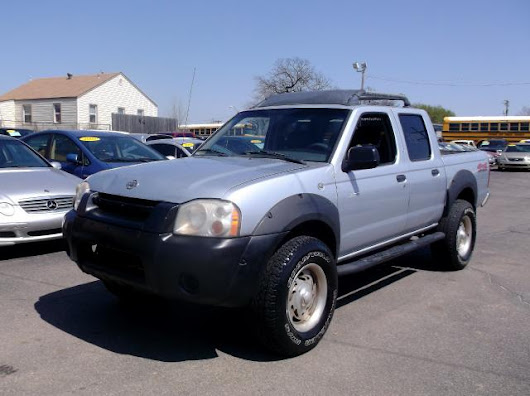 Used 2001 Nissan Frontier for Sale in Bethany OK 73008 Import Motors