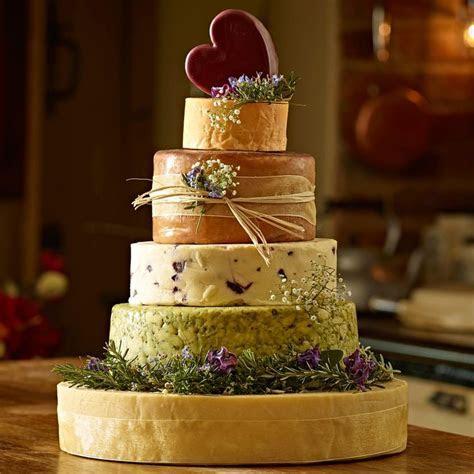 The 25  best Cheese wedding cakes ideas on Pinterest