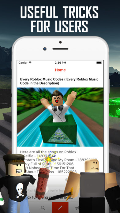 Funny roblox song codes