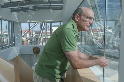 El ex consejero de Sanidad del Gobierno Vasco Rafael Bengoa.