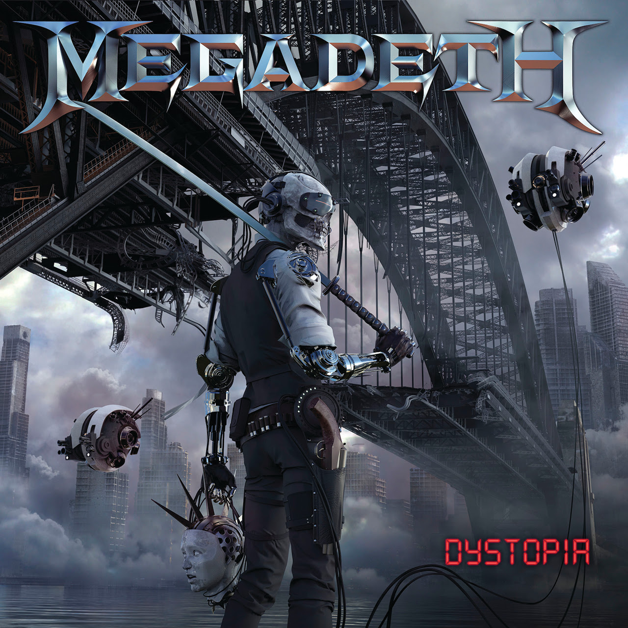Image result for megadeth dystopia