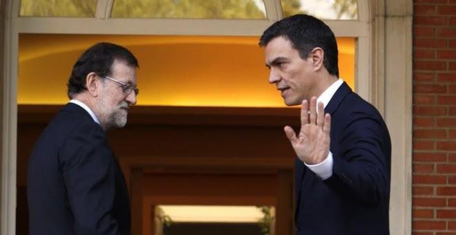 """Resultado de imagen de """"orines"""" de Pedro Sánchez"""