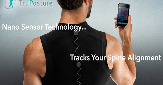 CLICK HERE to support Improve Posture & Reduce Back Pain With TruPosture