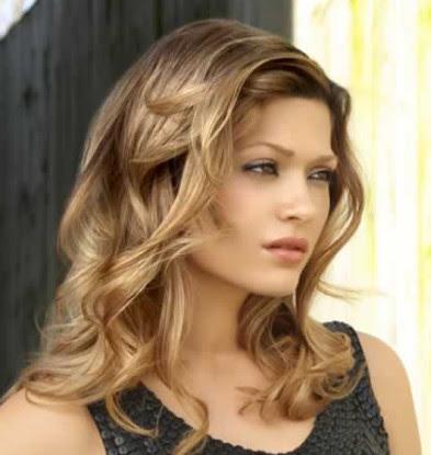Capelli mossi tutti i tagli per ogni lunghezza Donna Moderna - taglio di capelli per capelli mossi