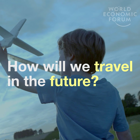 How will we travel in the future? #Future #Travel #Trend