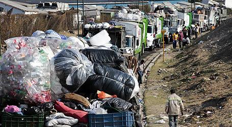 Realizan traslado de basura en Isla Mujeres