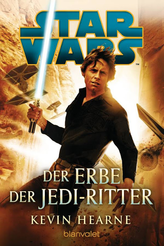 Review: Star Wars: Der Erbe der Jedi-Ritter | Kevin Hearne (Buch)