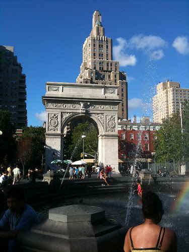 Washington Sq. Park