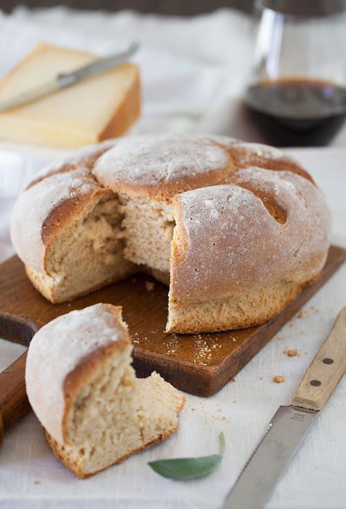 Amaranth Bread 6