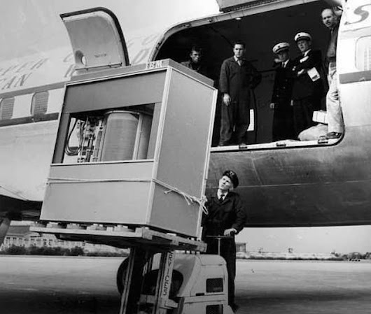 It Would Take 21 of These IBM Hard Drives from 1956 to Hold a Single D800 RAW File