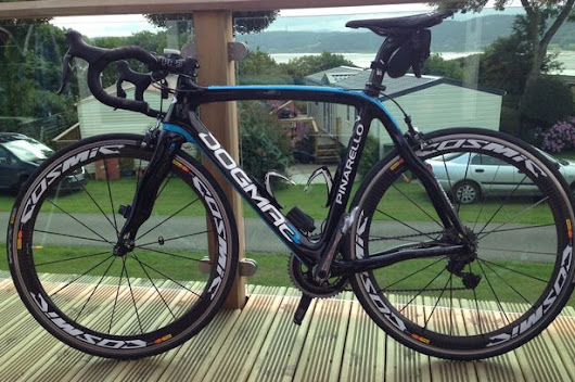 Rare Team Sky bike worth more than £7,500 stolen from Trafford Park