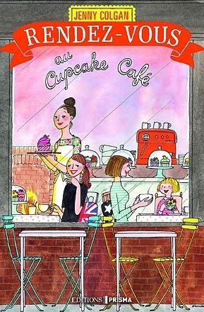 Couverture Rendez-vous au Cupcake Café